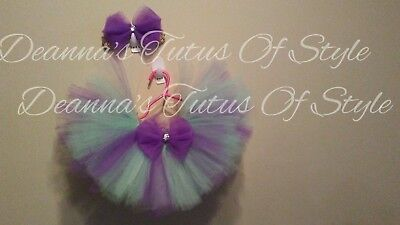 Baby Girl 2 PC Size 0-3 Months Tutu Skirt With Headband