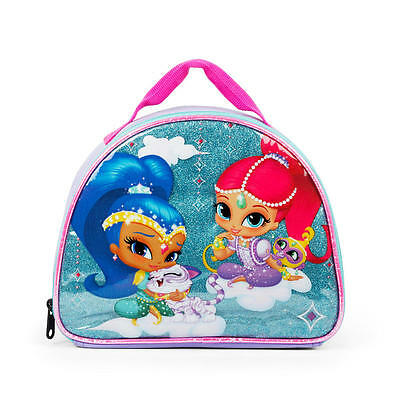 SHIMMER and SHINE Lunch Bag tote Insulated School Bag lunchbox NEW