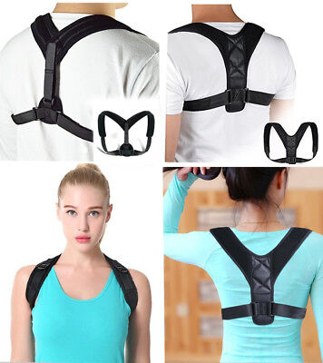 Clavicle Shoulder Fracture Support Back Posture Corrector Correction Belt Brace