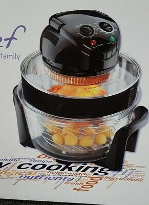 Halo Chef Visicook Halogen Multi-function Cooker