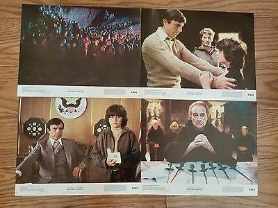 THE FINAL CONFLICT  - OMEN III  Lobby Cards