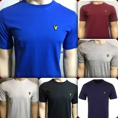 Lyle and Scott Short Sleeve T-Shirt New With Tag