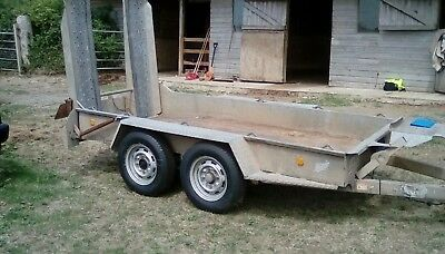 Ifor Williams Plant Trailer 2.7 tonne