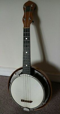George Formby Registered Banjo ukulele 1950s