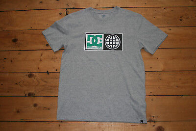 DC SHOES T-Shirt - Global Salute - grey