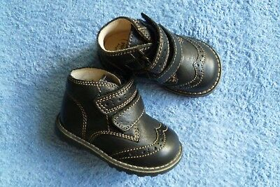 Baby clothes BOY 12-18m size 20 NEW! Primigi designer trainers black SEE SHOP!