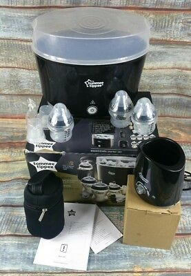 Tommee Tippee Black Complete Feeding Set - Black. From Argos