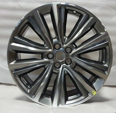 """Brand New Lincoln OEM 20"""" Wheel Fits 2016-2019 Lincoln MKX Reserve 10074"""