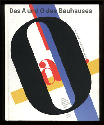 BAUHAUS - Graphik Design / Typography / Printed Ephemera | Large Standard Work