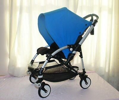 Bugaboo Bee Original Royal blue no fading - Fully cleaned!  FAST P&P!!! Next Day