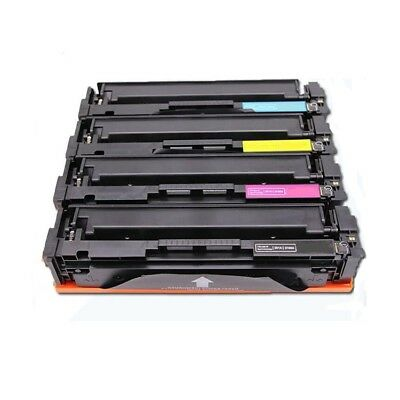 4PK 045 High Yield Toner Cartridge  For Canon 045 MF632cdw MF634cdw LBP612Cdw