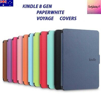 101% Ultra Slim Cover Case For New Kindle 8Th 10Th Gen, Paperwhite, Voyage