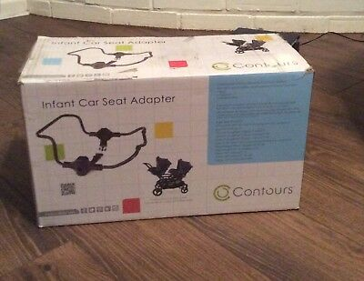 NIOB! Contours Universal Infant Car Seat Adapter