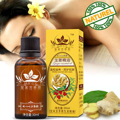 2019 Plant Therapy Lymphatic Drainage Ginger Oil