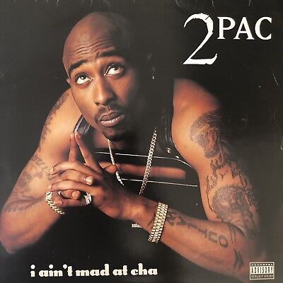 2Pac - I Ain't Mad At Cha Vinyl RECORD