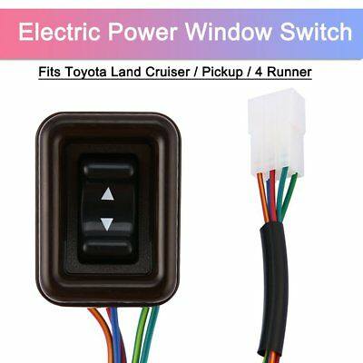 Electric Control Power Window Switch for Toyota Land Cruiser Pickup 4 Runner FK