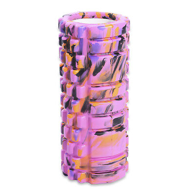 EVA Hollow Deep Tissue & Trigger Point Massage Muscle Roller Fitness Yoga Gym