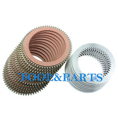 STEERING CLUTCH SET FOR KOMATSU D20A, D20P, D21A, D21P Full Set fit-6-7-8 series