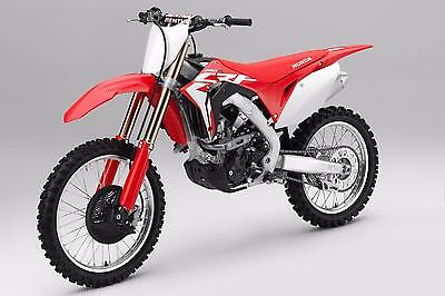 Honda Crf 250 R 2018 Model Order Yours Now At Craigs Motorcycles