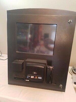 Unknown Brand ATM/ Recharge Play Card Kiosk  ViVOTech  Tabletop Parts/Repair