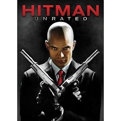 Hitman (DVD, 2009, Unrated Widescreen)