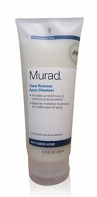 Murad Time Release Acne Cleanser 6.75 oz.