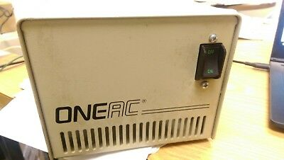 OneAC CP1107 006-200 Power Conditioner - 4 Outlets - 120 V AC, 6.7 A, 50/60 Hz