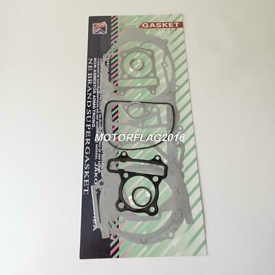 Complete Gasket Set for Scooter Moped 157QMJ 1P57QMJ GY6 150 450mm long-case