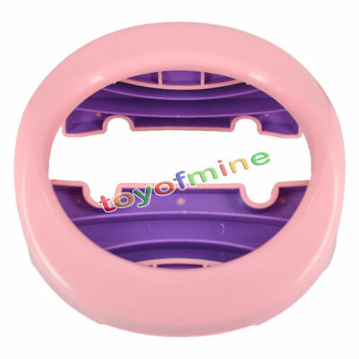 Potette Plus Travel Potty Pink Purple And Liners Useful Tool