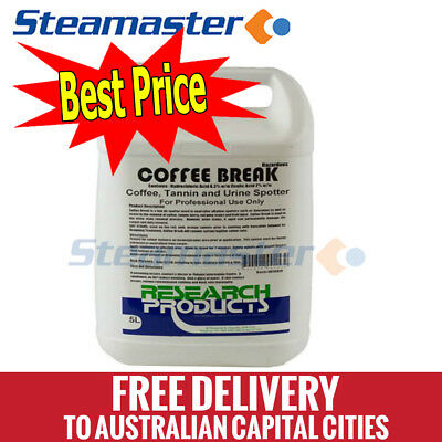 Carpet Cleaning Equipment Coffee Break 5L