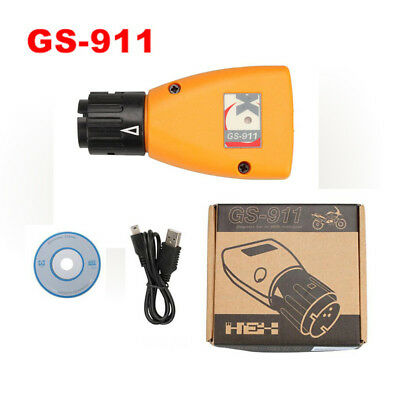 Newest Diagnostic Tool GS911 V1006.3 Emergency Professional Tool For BMW Motor