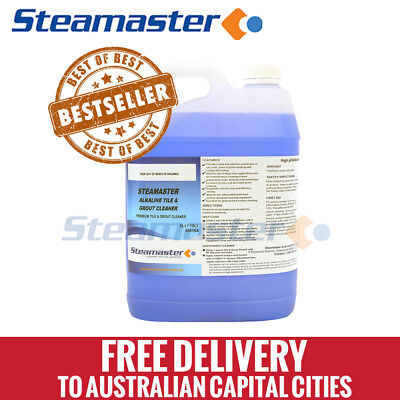 Carpet Cleaning Chemicals Alkaline Tile & Grout Cleaner 5L High Performance