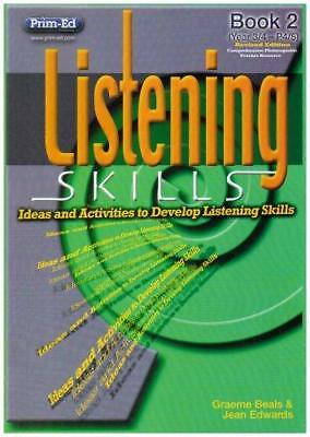 Listening Skills: Bk. 2: Year 3/4 and P4/5 by Graeme Beals, Jean Edwards...