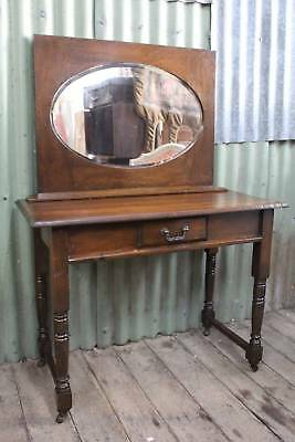 A Petite Victorian Dressing Table
