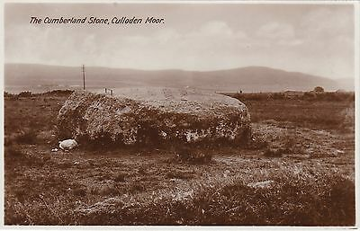 The Cumberland Stone, CULLODEN, Inverness-shire RP