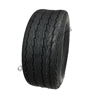 20.5x8-10 trailer tyre, 8ply high speed road legal also for buggy, cart mower