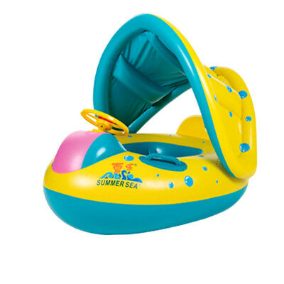 Lovely Baby Kids Swimming Ring Childs Inflatable Swimming Circle Rings PJ