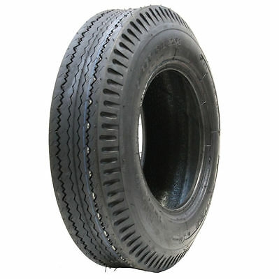 5.00-10 trailer tyre 4 ply high speed road legal 355kgs 72N