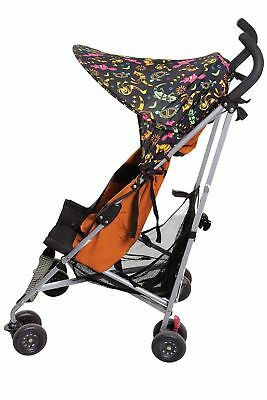 Dreambaby Strollerbuddy Extenda-Shade Sun Shade Protection Animal Print Medium