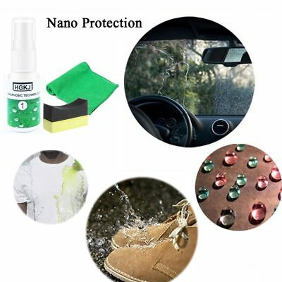 Spray Care Shoes Protection Cover Waterproof Agent Nano Coating Hydrophobic