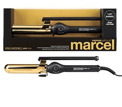 PAUL MITCHELL protools Dual Voltage 1.25'' barrel express gold curl marcell