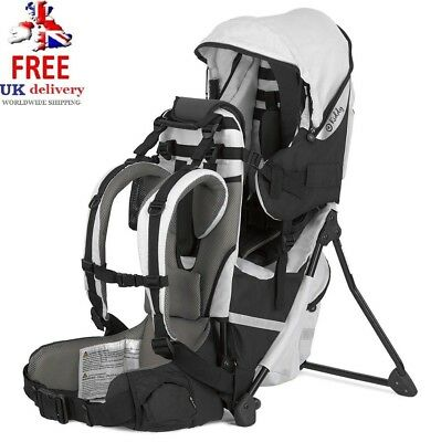 OFFER Kiddy Adventure Pack Baby Carrier RRP £179-3 Colours Available Walking Bag
