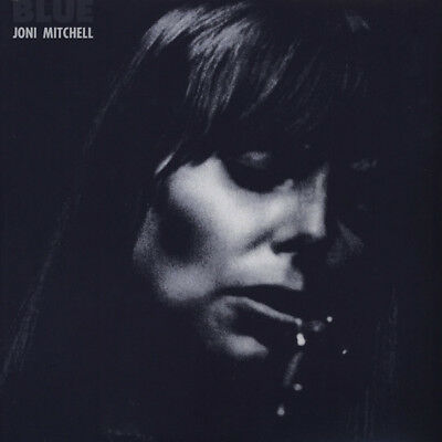 Joni Mitchell Blue vinyl LP NEW sealed