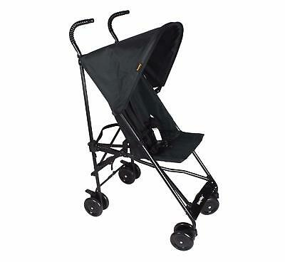 BabyWay Easy Fold City Stroller Buggy Lightweight Travel Holiday Pushchair New