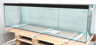 """48"""" x18"""" x 15"""" Aquarium 200Litres with built in glass sliding lids and poly base"""