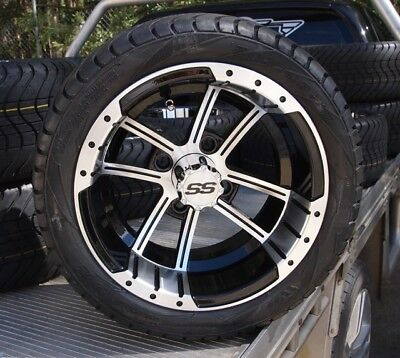 Golf Cart ,buggy , Car Custom  12 Inch Wheels & Tyres Suit All Makes And Models