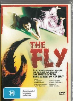 The Fly DVD New and Sealed Australia All Regions