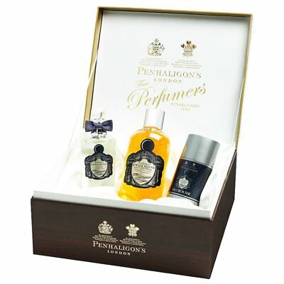 Penhaligon's Penhaligon Endymion Collection 3 Piece Gift Set New In Box