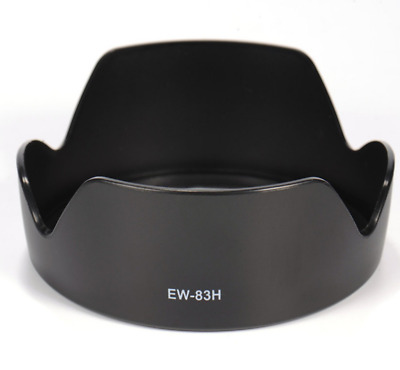EW-83H Camera Flower Shape Lens Hood EW-83H 77mm For Canon EF24-105mmF4L IS USM