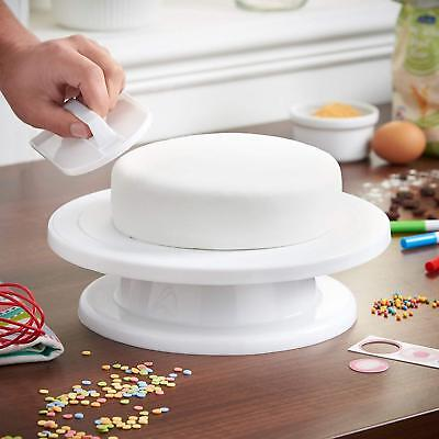 Cake Decorating Display Turntable Professional 28Cm Cooking Kitchen Baking Stand